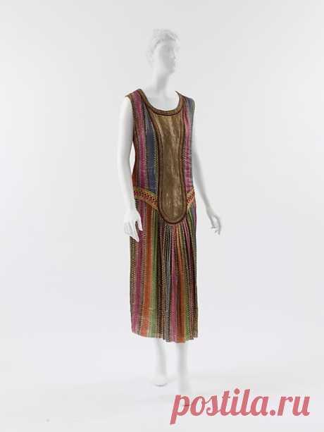 Paul Poiret | Dress | French | The Met