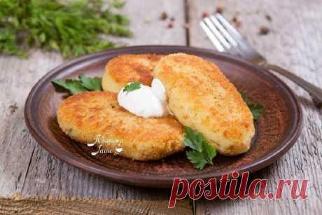 Картофельные зразы с мясом или грибами: пошаговый рецепт — Фактор Вкуса
