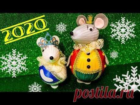 DIY Мышь (Крыса) 2020/Mouse
