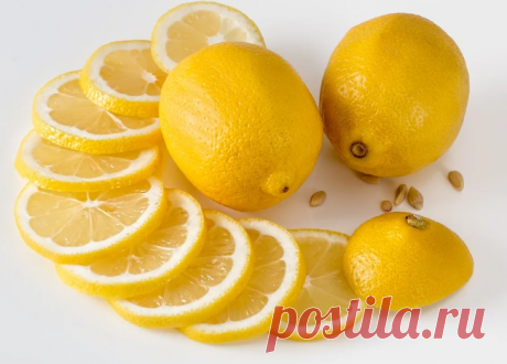 10 самых полезных свойств желтого цитруса с чаем!