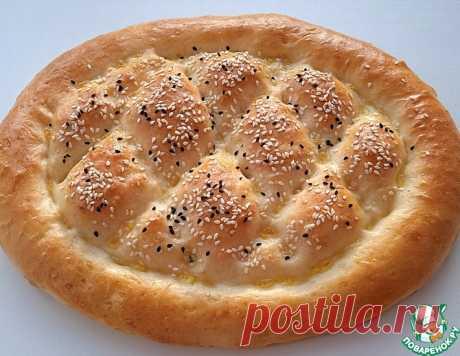 Узбекская лепешка на молоке – кулинарный рецепт