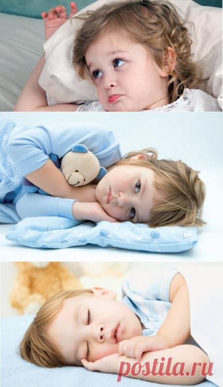 Вот почему дети всегда просят попить воды перед сном! - My izumrud
