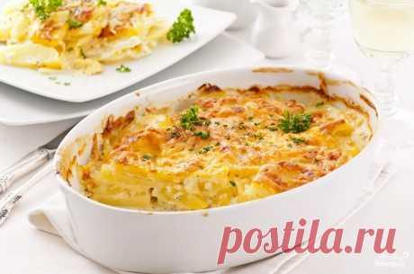 Гратен из тыквы с сыром - кулинарный рецепт с фото на Повар.ру