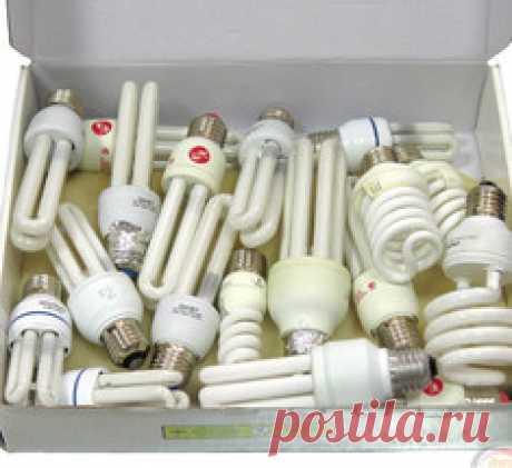Ремонт энергосберегающих лампочек: мастер-класс | Golbis