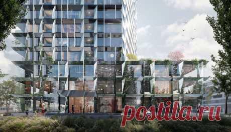 ЖК Philadelphia Concept House это элитный комплекс с оригинальным дизайном. Фасад дома выполнен из панорамных стеклопакетов с зеркальным напылением, что бы комфорту жителей ничего не помешало вне зависимости от времени суток. Некоторые квартиры на верхних этажах ЖК с просторными террасами, откуда открывается завораживающий вид на Киев.