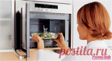 Какую пользу, кроме разогрева, может принести микроволновая печь?