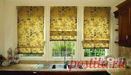 Зачем покупать римские шторы если можно сделать самому? выкройки, инструкция! — В РИТМІ ЖИТТЯ