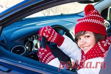 Как заводить машину зимой: 6 правил - Авто Mail.ru