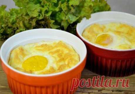 Удивительный завтрак - яйца «Орсини». Хочу повторить!