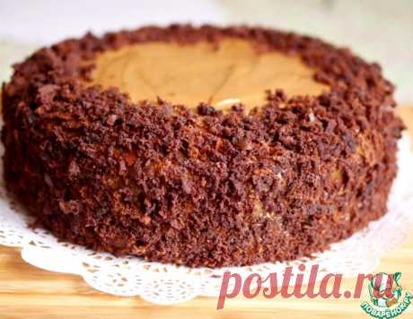 Торт «Михалыч» – кулинарный рецепт