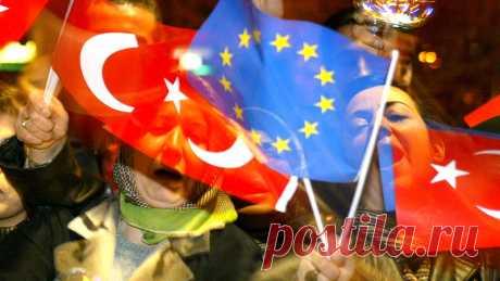 Пресс-секретарь Эрдогана: вступление в ЕС является стратегической целью Турции - Газета.Ru | Новости
