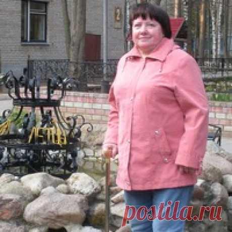 Раиса Голубева