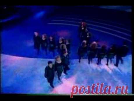 """Riverdance, the Show"" 1995, ""Reel Around The Sun"" - YouTube"