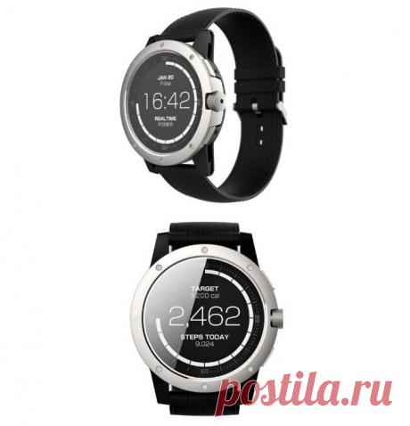 Matrix Industrials PowerWatch — умные часы которые заряжаются от тепла тела | Super-Blog