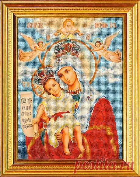 Богородица Милующая