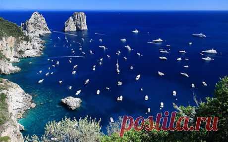Идиллия на Капри: самые красивые места итальянского острова