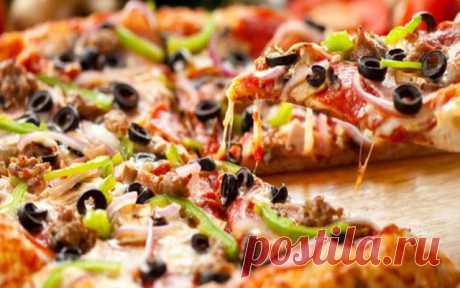 6 рецептов оригинального теста для выпечки пиццы