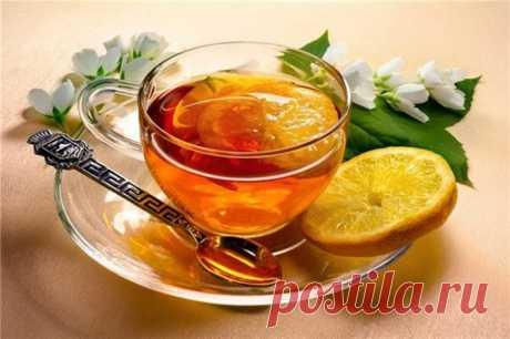 Целебные напитки от простуды / Домоседы