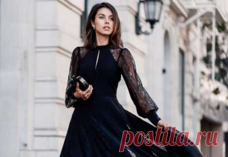 Черное свадебное платье, Портал Dreambride.ru