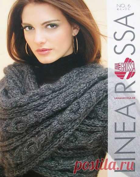 Спицы.Альбом «Linea Rossa № 6»