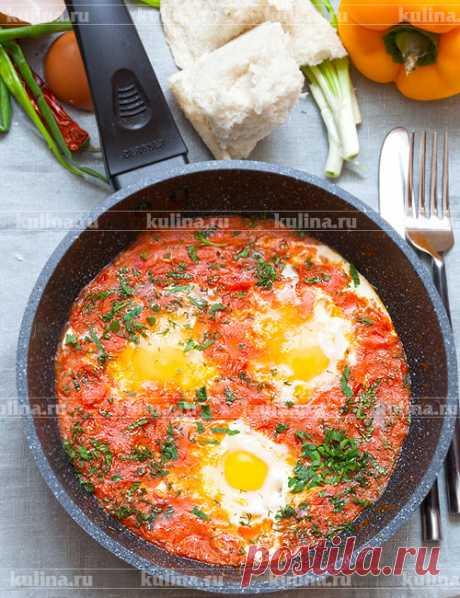 Яичница по-грузински – рецепт приготовления с фото от Kulina.Ru