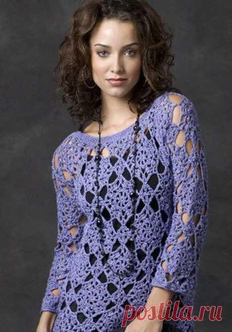 Sorrel River свитер от Susan Lowman.