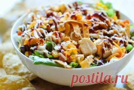 Простые салаты на каждый день. Рецепты простых и вкусных салатов на скорую руку