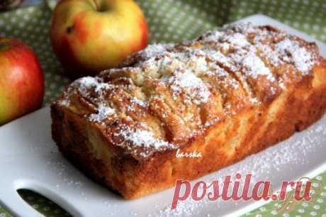 Яблочный пирог от бабушки Эммы - рецепты с фото на vpuzo.com
