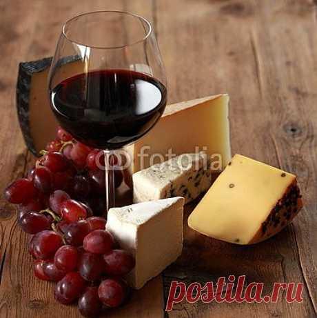 Красное вино — Постеры на стену