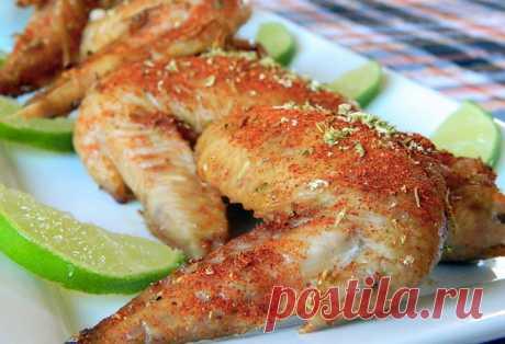 7 потрясающих рецептов куриных крылышек
