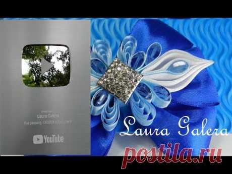 Me llegó el Botón de Plata de YouTube!!! y ademas tutorial nuevo !!! YouTube Silver Button !!