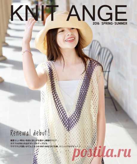 Knit Ange весна-лето 2016.