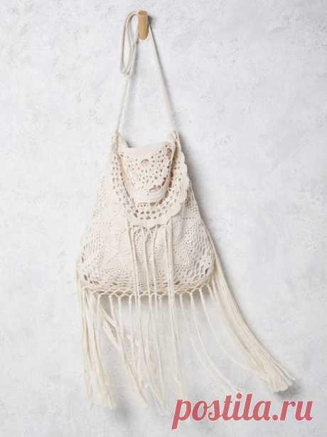 Шикарная летняя сумочка