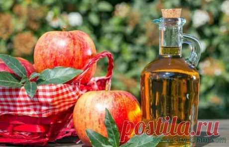 Яблочный уксус от целлюлита, рецепт приготовления и способы применения - Сити-глам - мода и красота 2018-2019