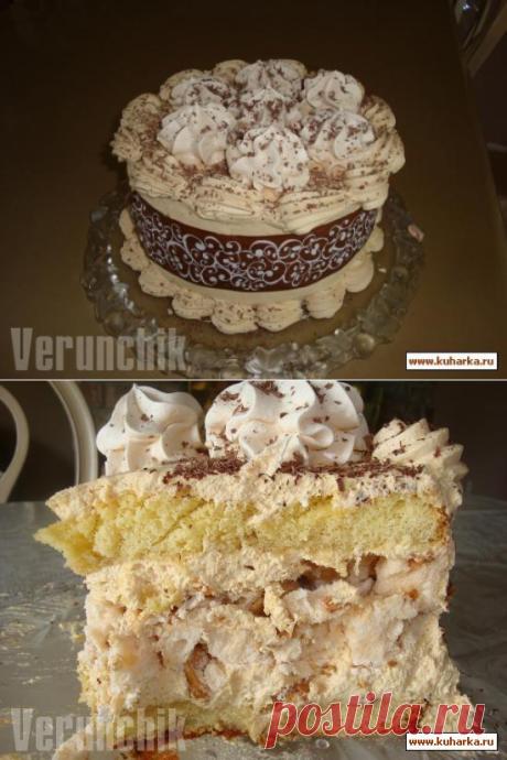 Рецепт: Торт Колокола