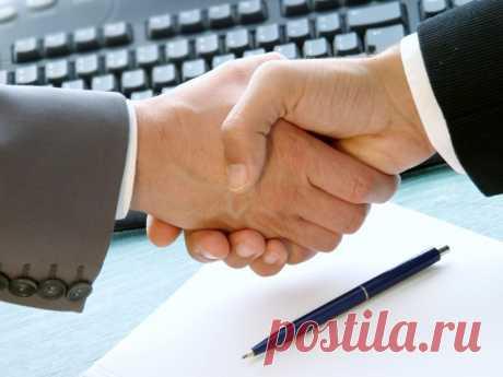 Надежных партнеров по бизнесу можно найти через интернет | Право и Финансы