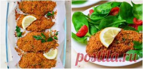 5 блюд из курицы в итальянском стиле