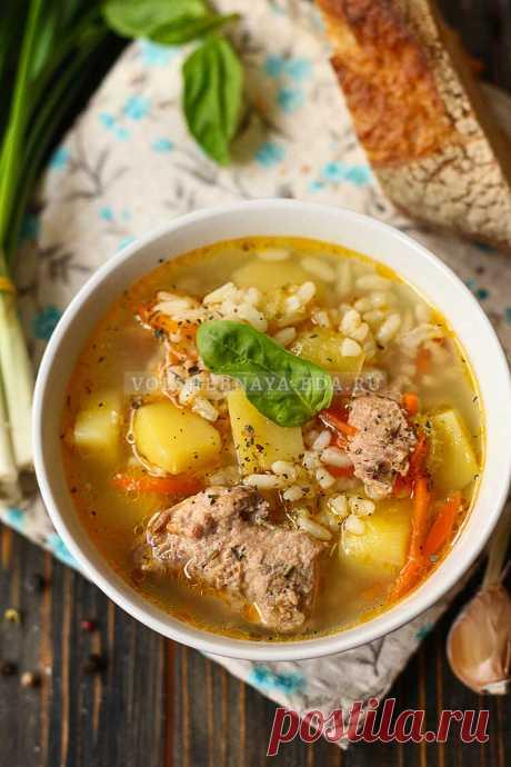 Суп с горбушей: бюджетно и очень полезно   Волшебная Eда.ру