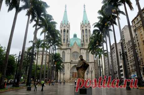 Сан-Паулу – колоритный финансовый центр Бразилии