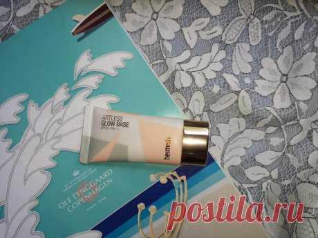 Отличная база под макияж с SPF50 Heimish GlowBase | Блог о косметике и красоте Dareas Beauty
