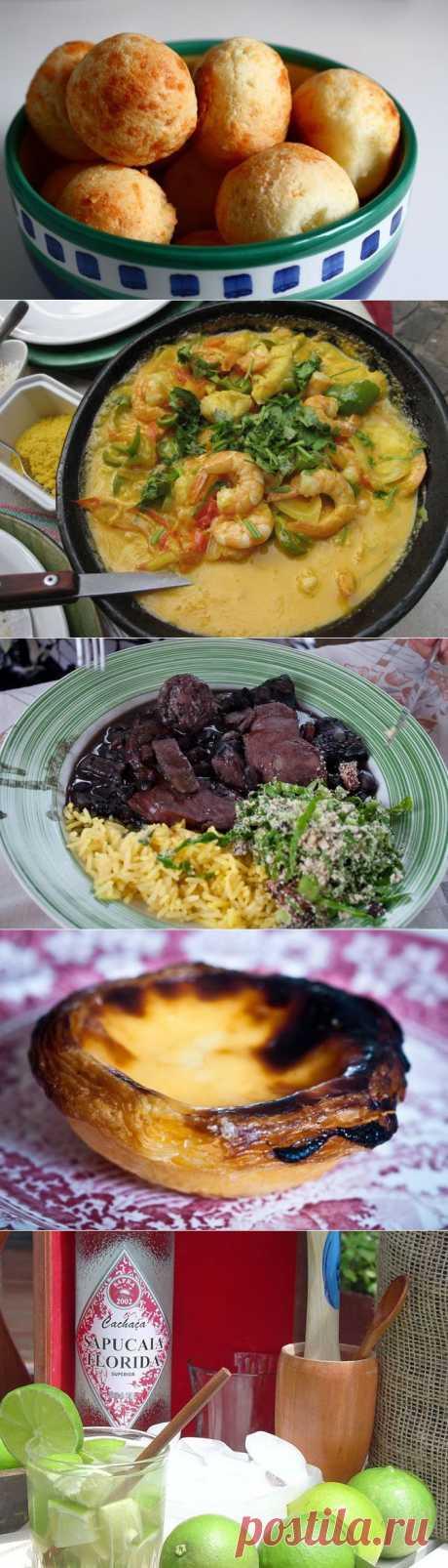 Десятка аппетитных национальных блюд Бразилии