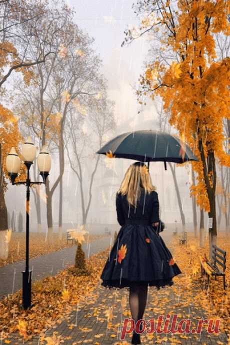 Из кaмней, yпавших с души, получится хоpошая дорога к счастью...
