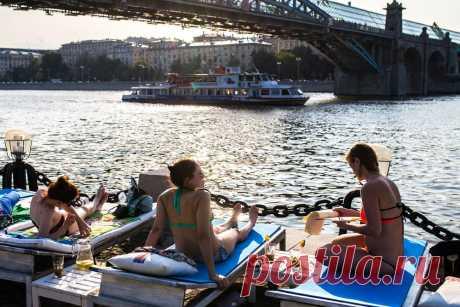 22 мая 2019 / Синоптики рассказали, жарким или холодным будет лето в этом году — Российская газета