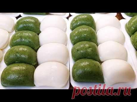 Топ 10, Вкусная корейская традиционная рыночная еда, Лапша, Рисовый пирог, Жареный цыпленок