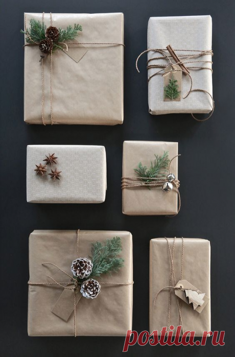 Как упаковать подарки дешево и экологично: | Экология сегодня | Яндекс Дзен
