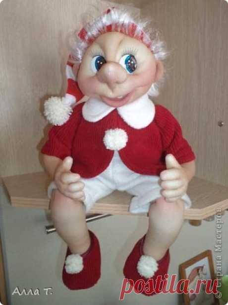 Кукла из капрона своими руками для начинающих мастер класс