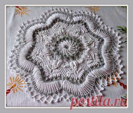 Crochet designs by Olga Mattheis Support and Communication Group