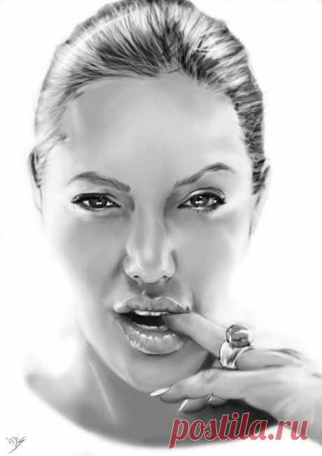 Художник родился в 1969г. Патриса Мурсиано.
