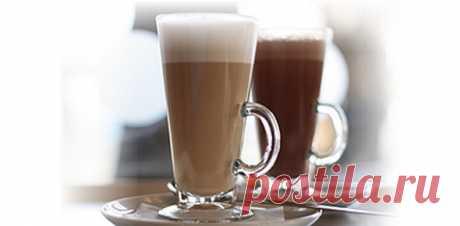 Как приготовить кофе латте | Все про кофе