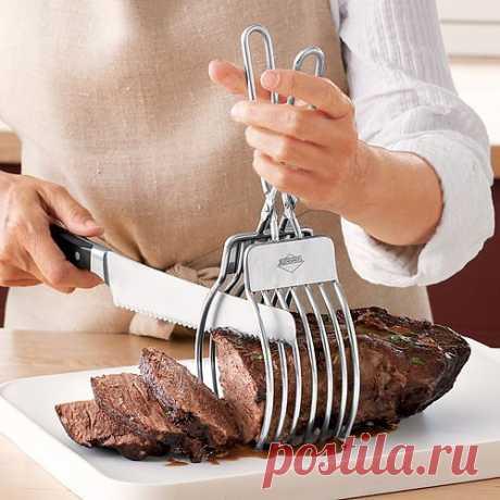 Вот и мясо подоспело :)